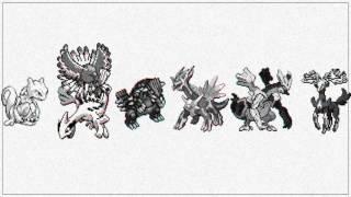 Pokémon: All Legendary Batttle Themes [8 Bits]