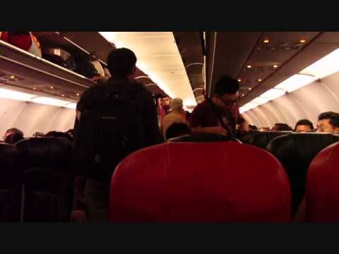 Air Asia: Bangkok - Denpasar (Bali)