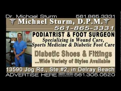 Michael Strum DPM