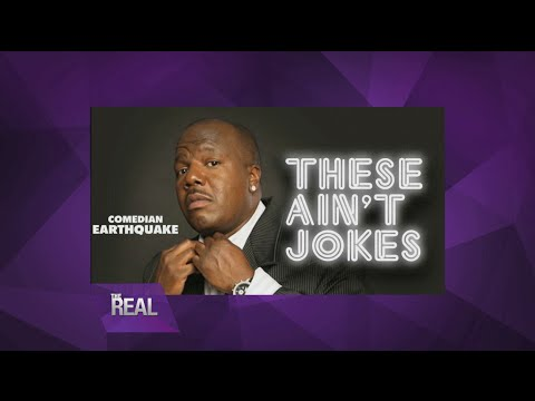 Earthquake's Word of Advice to Young Comedians