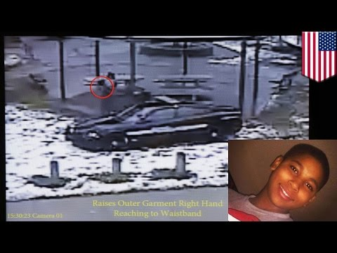 Tamir Rice shooting video: Footage shows Cleveland cops shoot boy 2 seconds after arriving