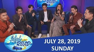 Idol On The Road with KaladKaren and BoybandPH | July 28, 2019