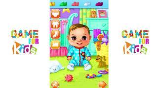 Dạy bé chăm sóc em bé - Game giáo dục thiếu nhi