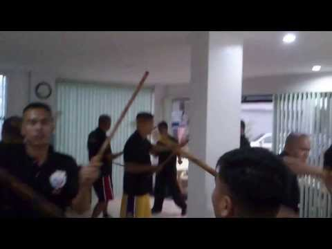SECRET OF BASIC ESKRIMA/STICK FIGHTING ARNIS TRNG FOR JET-SQUAD STUDENTS Image 1