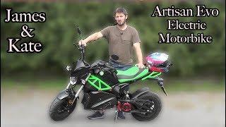 Artisan Evo Electric Motorbike Review