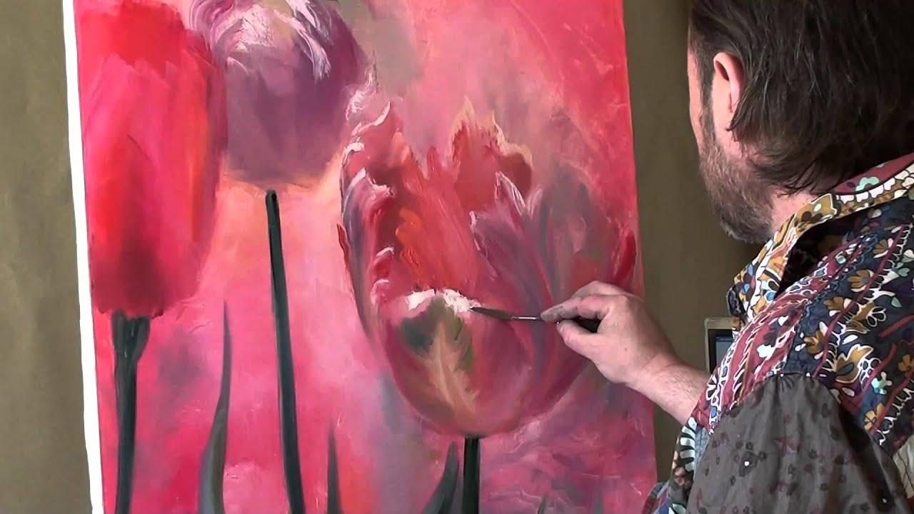 Видео урок рисуем картину
