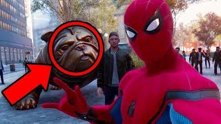 SPIDER-MAN PS4 Easter Eggs & Details You Missed!