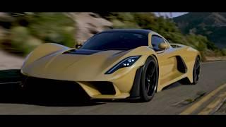 Hennessey Venom F5:  America's Hypercar