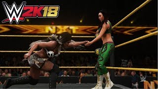 download lagu Wwe 2k18 - Ember Moon Vs. Peyton Royce gratis