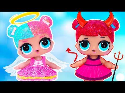 ДИАНА ЗАИГРАЛАСЬ Мультик #ЛОЛ СЮРПРИЗ Куклы Для девочек Играем в Куклы