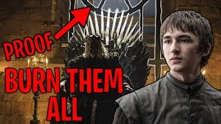Final Shocking Twist Revealed ! Bran Stark Rewrites History In Season 8 Theory