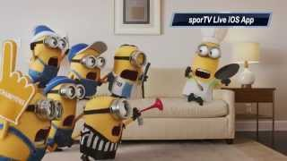 Minions Promo Video - sport TV Live iOS App - Sport Television Channels