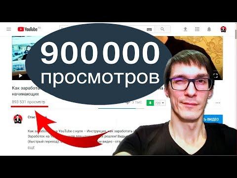 Быстрый способ, как набрать просмотры на видео и раскрутить канал на YouTube. YouTube продвижение