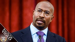 Van Jones Says Clinton Days Are Over, Centrism Has To Stop
