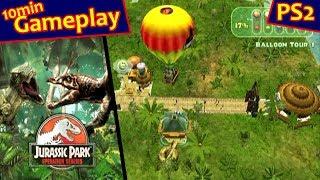 download lagu Jurassic Park: Operation Genesis ... Ps2 gratis