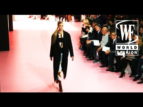Dior Fall-Winter 15-16 Paris Fashion Week