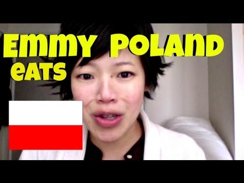 Emmy Eats Poland - Polish Sweets