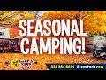 Camping at Clay's Park Resort
