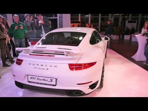2014 Porsche 911 Turbo S, first presentation