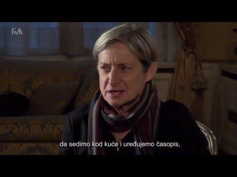 Interview with Judith Butler | Belgrade, 2015