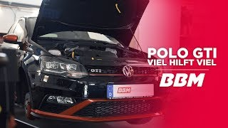 ACHTUNG SPINNE! | Polo GTI by BBM