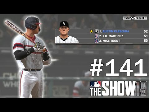 EPIC HOME RUN RACE! | MLB The Show 19 | Road to the Show #141