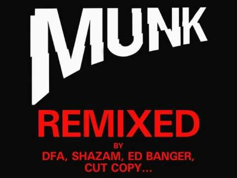 Munk & James Murphy-Kick Out The Chairs (Who Made Who Remix)