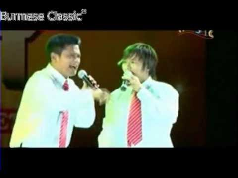 Hilarious Dang Daung and Khin Hlaing Comedy talks part2!