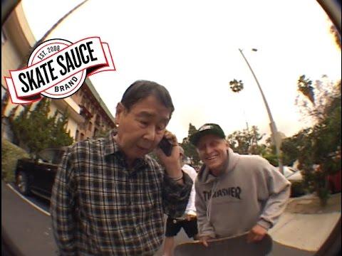 """Rene Villumsen """"G"""" Skate Sauce"""