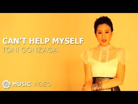 CANT HELP MYSELF by Toni Gonzaga - Full Length Music Video (www.starrecords.ph)