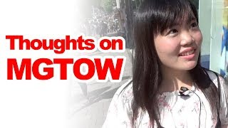 What Japanese Women Think of MGTOW