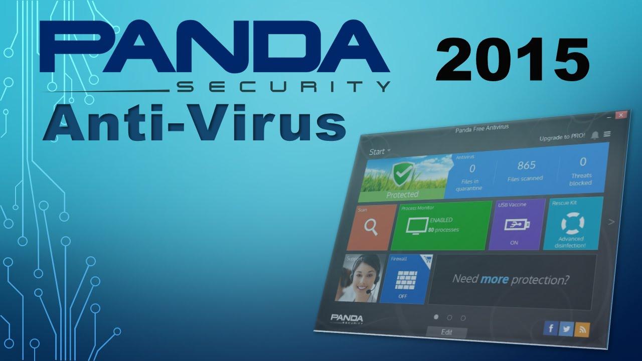 Panda Cloud Antivirus 2015
