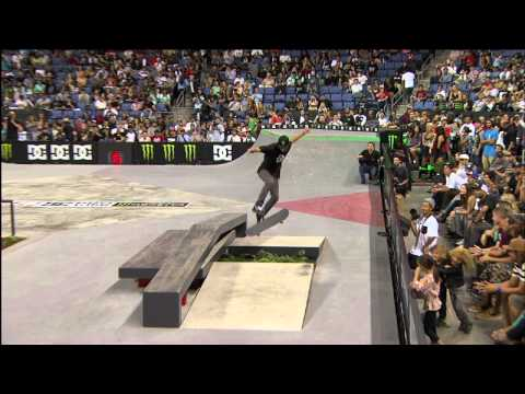 Street League 2012: The 9 Club ReCap