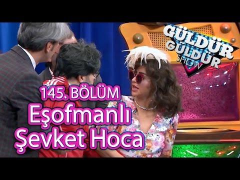 Güldür Güldür Show 145. Bölüm,  Eşofmanlı Şevket Hoca Skeci