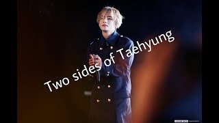 Two Sides of Taehyung