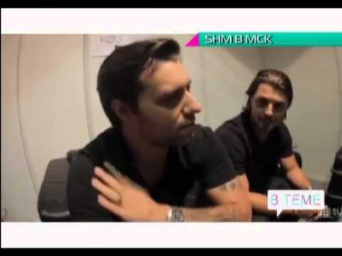 "Swedish House Mafia в Москве (репортаж телеканала ""Ю"")"