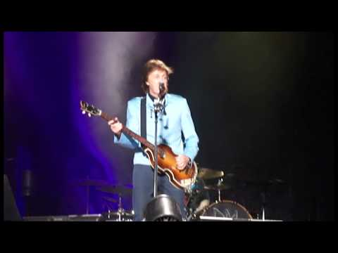 Paul McCartney - Belo Horizonte 04.05.2013: Listen To What The Man Said