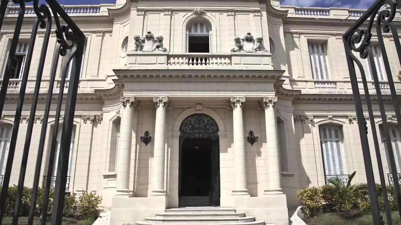 Great Houses Of Havana Youtube