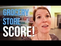 A TRIP TO ALDI (FULL TIME BUDGETING GROCERY HAUL) In An RV