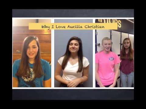 Aucilla Christian Academy: Thank You, ACA Supporters!