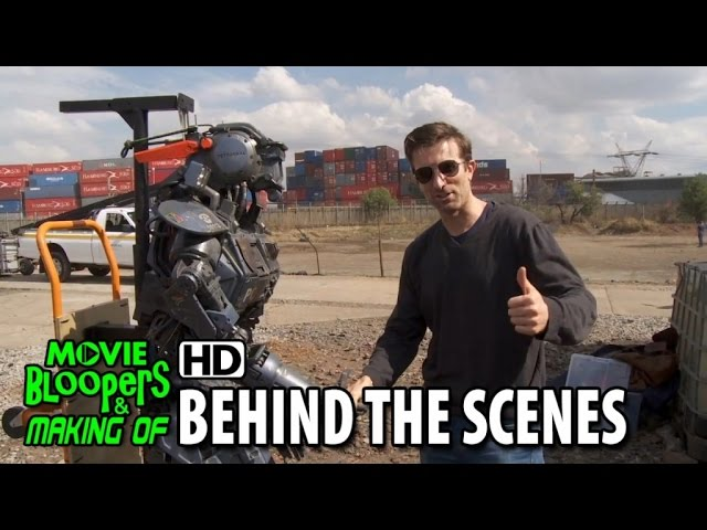 Chappie (2015) Making of & Behind the Scenes (Part2/2)