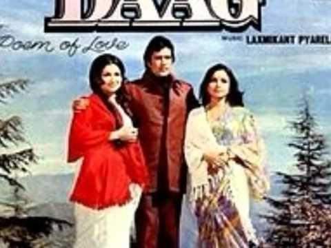 Mere Dil Mein Aaj Kya Hai (Eng Sub) [Full Song] (HD) With Lyrics - Daag