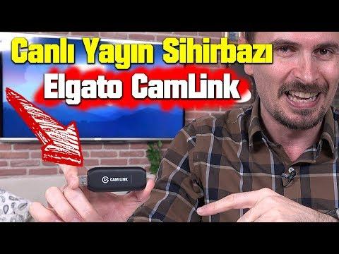 Canlı Yayın Sihirbazı | Elgato CamLink inceleme