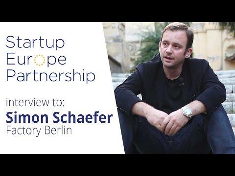 Simon Schaefer, Factory Berlin - SEP Matching Event Rome