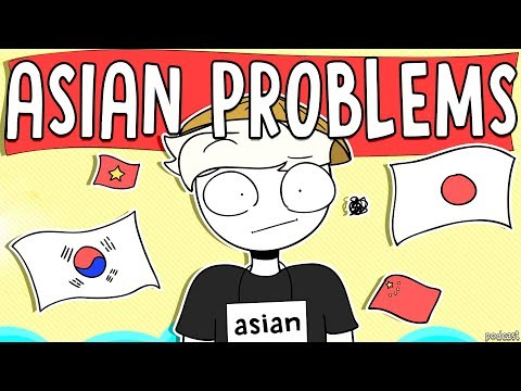 ASIAN PROBLEMS!  | Feat. Pocket Hazel (die Steuerberaterin XD)