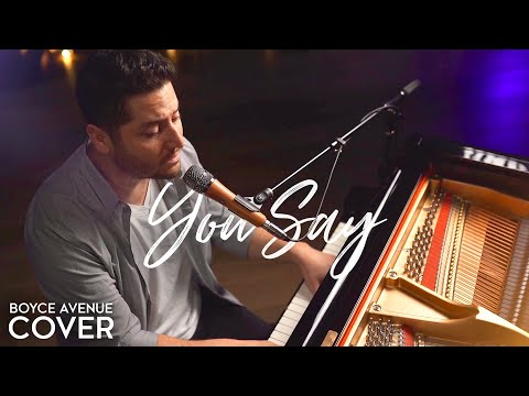 Download Lagu  You Say - Lauren Daigle Boyce Avenue piano acoustic cover on Spotify & Apple Mp3 Free