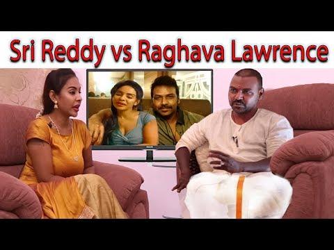 Sri Reddy vs Raghava Lawrence - பெண்ணா ஆணா? யார் இங்கு வெற்றி பெறுவார்? இதோ போட்டி ஆரம்பம்
