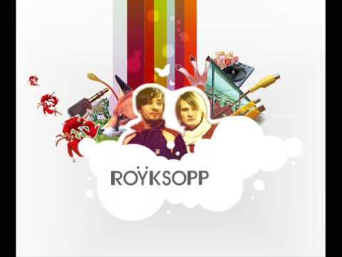Röyksopp - Happy Up Here (Holy Fuck Re-Interpretation)