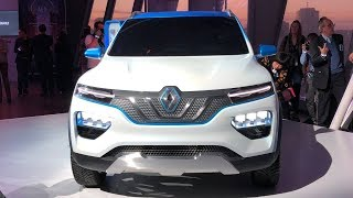 2020 Renault City K-ZE - the Cheapest Electric Car !!