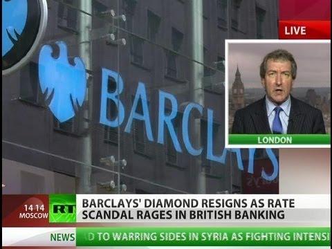 Barclays Brawl: 'Elite manipulated market, UK laws only give slap on wrist'